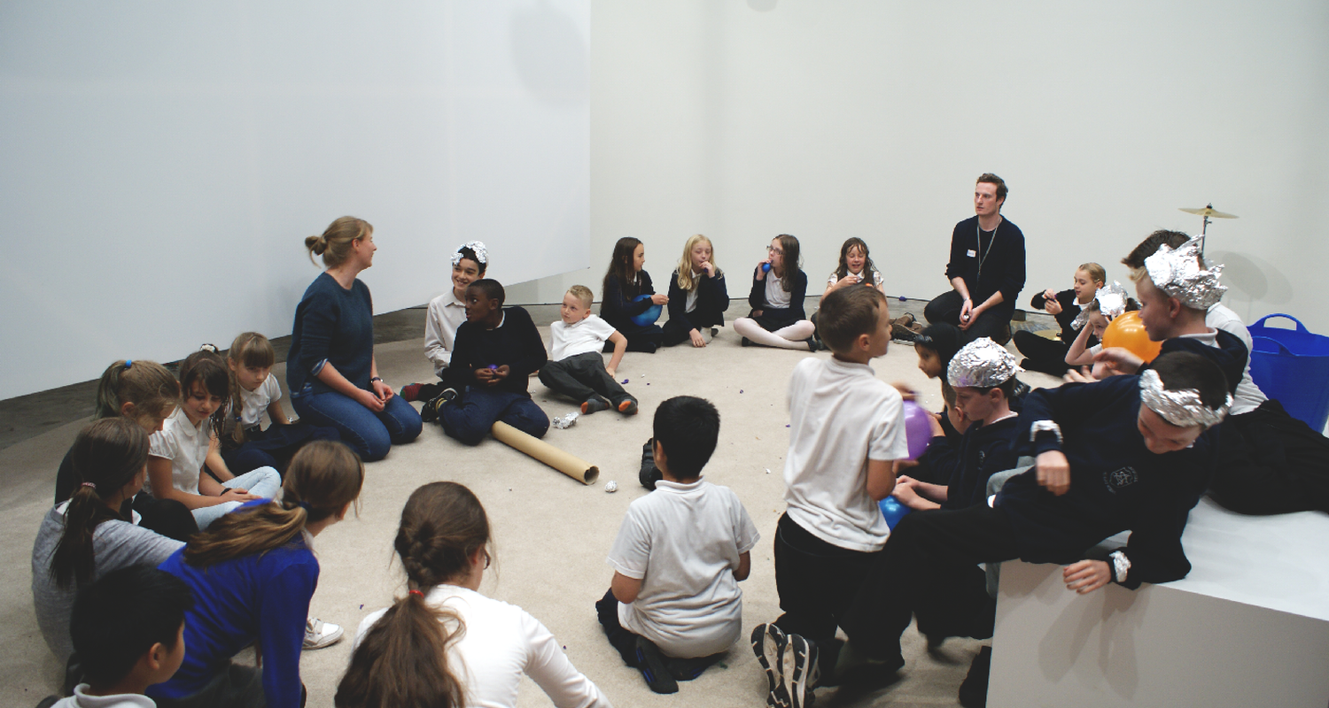 Workshop with Catherine Payton and pupils from Leith Walk Primary School, October 2015.